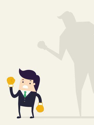 איך להיות עם בטחון עצמי גבוה?