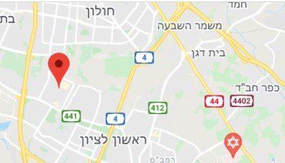 מפת הגעה לבית הספר הישראלי ל-NLP